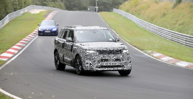 Range Rover Sport SVR 003