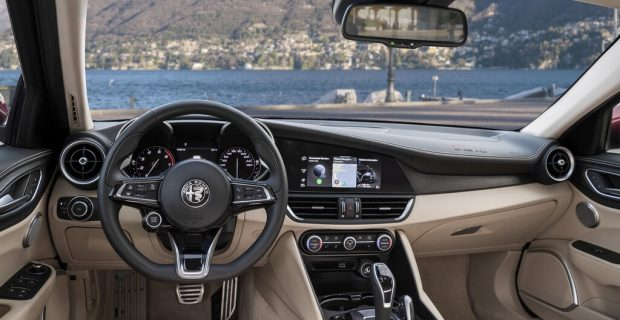 """Alfa Romeo Giulia, Sondermodell """"6C Villa d'Este""""."""