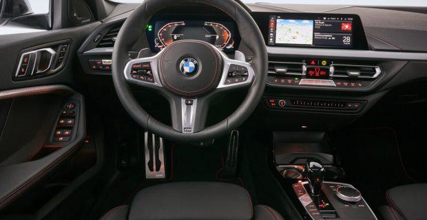 BMW 128ti.