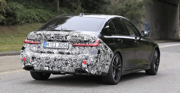 BMW 3-Series Facelift 010