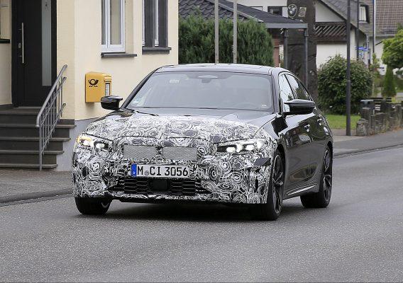 Fotos vom BMW 3er Facelift