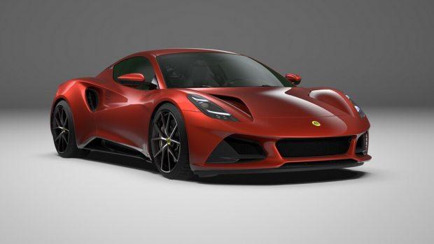 Lotus Emira V6 ist 290 km/h schnell
