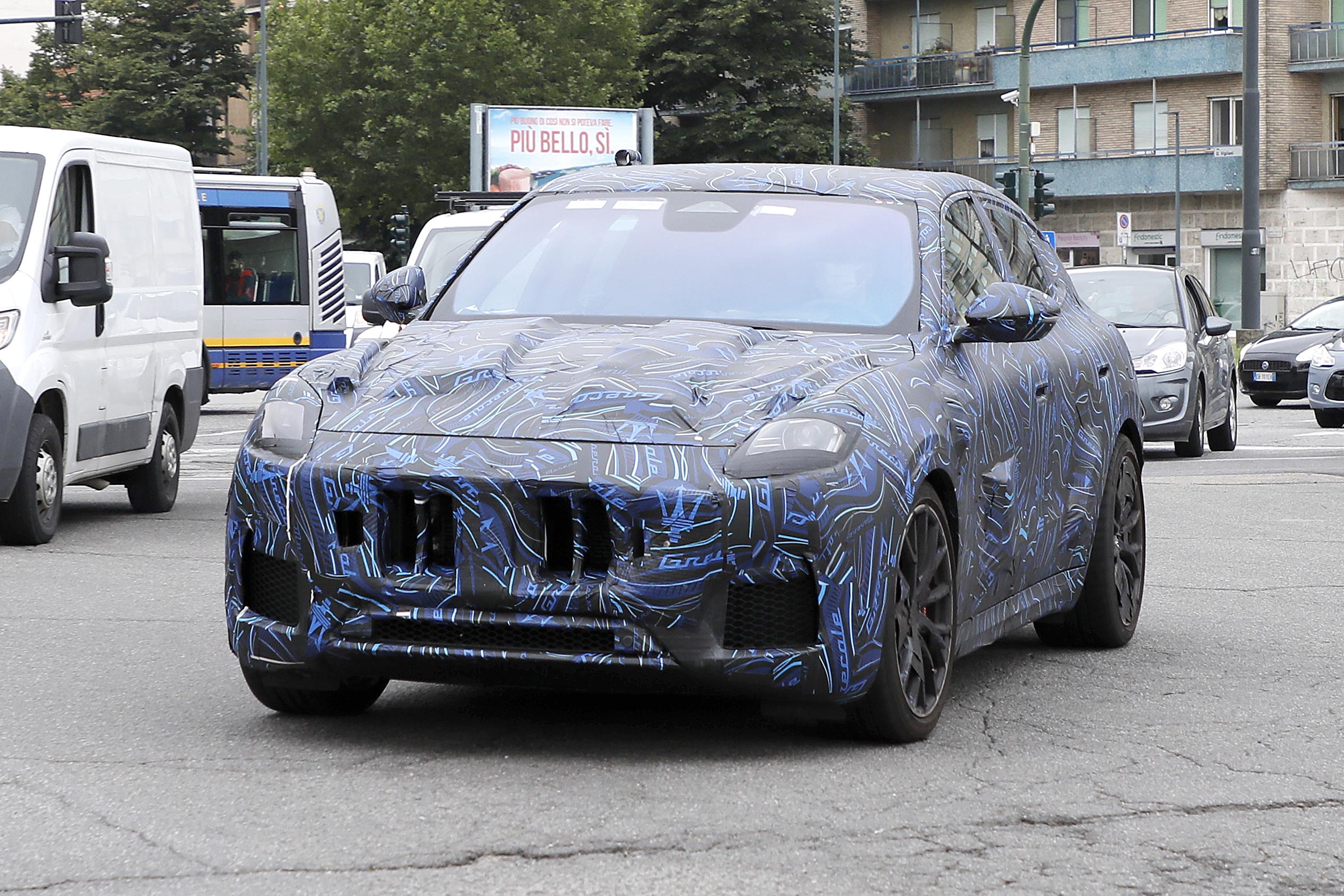 Maserati Grecale Trofeo 014