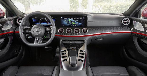Mercedes AMG GT 63 S E Performance