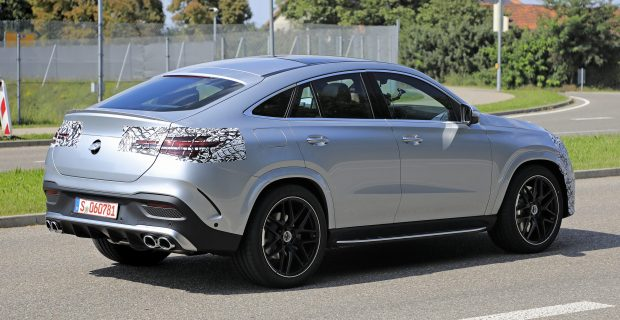 Mercedes GLE Coupe Facelift 010