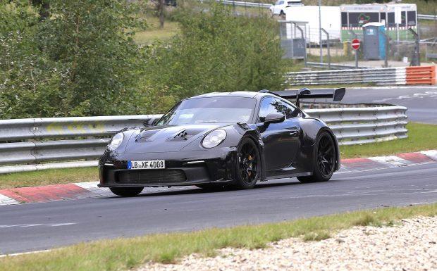 New Photos: Porsche 911 GT3 RS