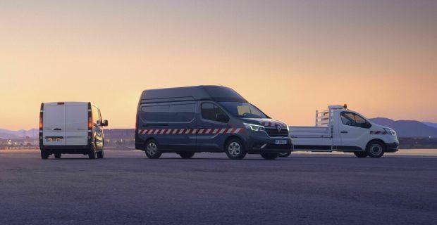Renault Trafic.