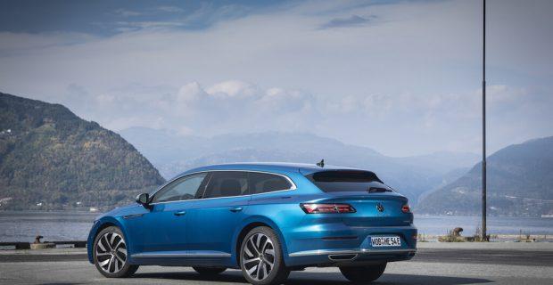 VW Arteon Shooting Brake e-Hybrid