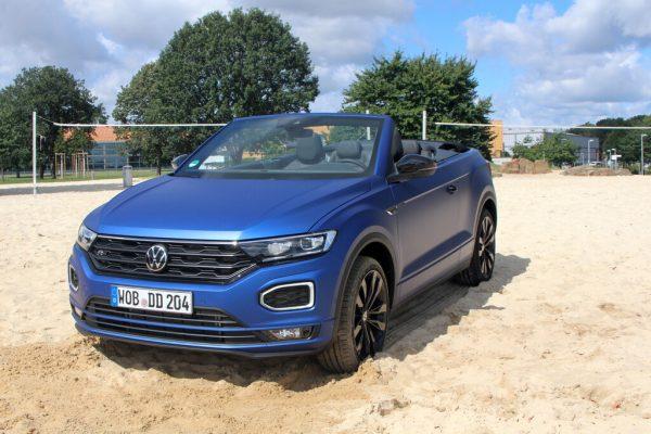 """T-Roc Cabriolet """"Edition Blue"""": Erster VW mit Mattlack"""