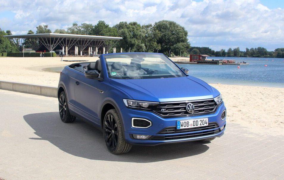 "VW T-Roc Cabriolet R-Line, Sondermodell ""Edition"