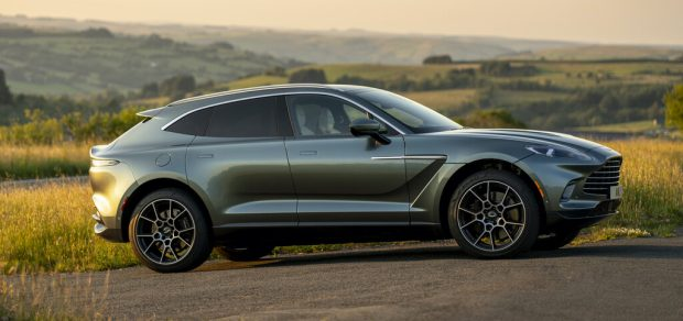 Praxistest Aston Martin DBX: Extravaganz für die SUV-Welt