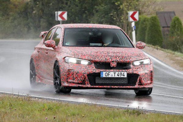 Aufgeschnappt: Honda Civic Type R