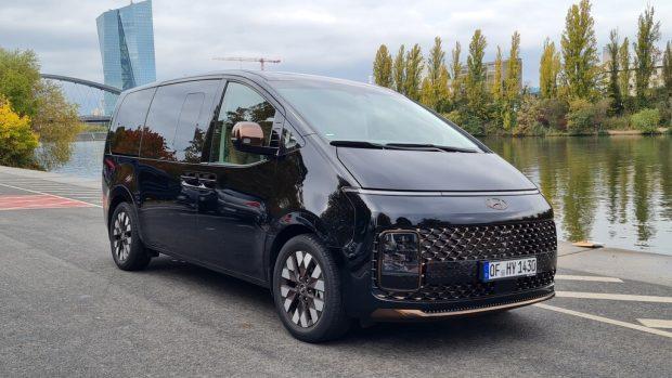 Fahrbericht Hyundai Staria: Der Bulli bekommt Konkurrenz