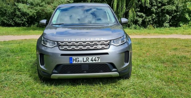 Land Rover Discovery Sport D165.