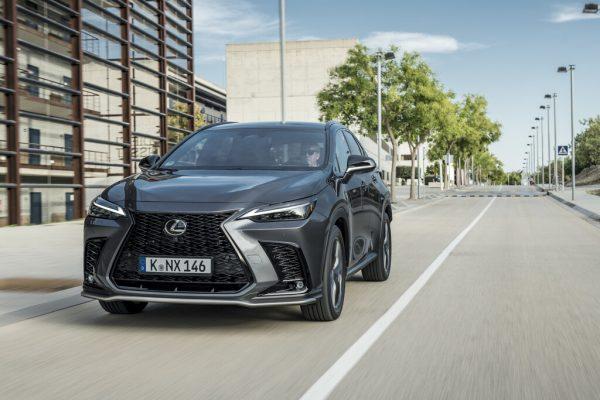 Fahrbericht Lexus NX 450h+: Mit Stecker und hoher elektrischer Reichweite
