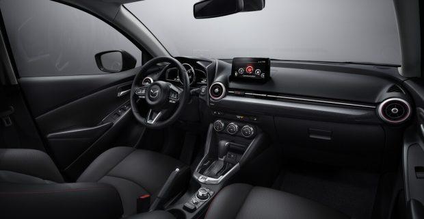 "Mazda2, Sondermodell ""Homura""."
