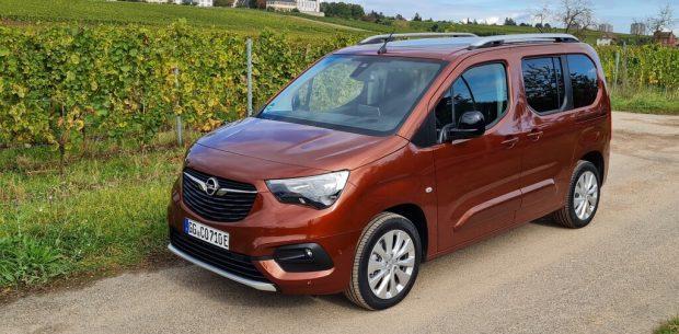 Fahrbericht Opel Combo-e: Elektrisch in die Freizeit – oder zum Kunden