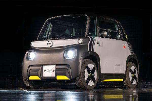 Vorstellung Opel Rocks-e: Und es hat SUM gemacht