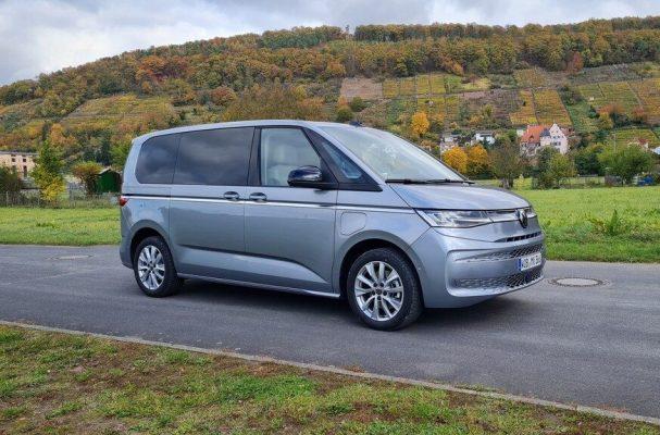 Fahrbericht VW T7: Nicht mehr ganz so multi